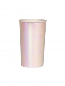 Meri Meri Ποτήρι Ψηλό (Coctail) Ιριδίζον 400ml