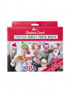 Talking Photo Booth Χριστουγεννιάτικη Διασκέδαση