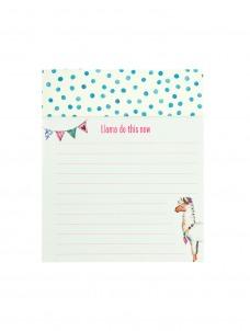 Σημειωματάριο Lama Love