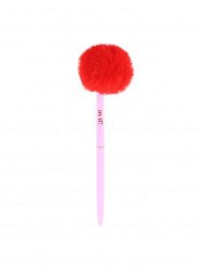 Στυλό Ροζ με κόκκινη φουντα