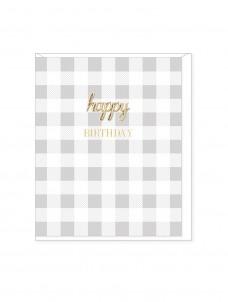 Ευχετήρια Κάρτα Happy Biirthday