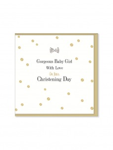 Ευχετήρια Κάρτα Baby Girl
