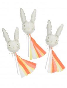 Meri Meri Mini Balloons Κουνελάκι