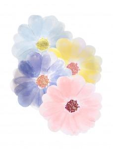 Meri Meri Πιάτο Γλυκού Λουλούδια