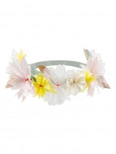 Meri Meri Κορδέλα Μαλλιών Pastel με Λουλούδια
