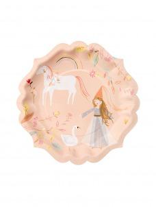 Meri Meri Πιάτο Μεγάλο Magical Princess