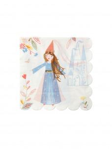 Meri Meri Χαρτοπετσέτα Μεγάλη Magical Princess