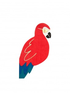 Meri Meri Χαρτοπετσέτα Pirate Parrot