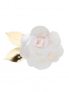 Meri Meri Πιάτο Λευκό Τριαντάφυλλο
