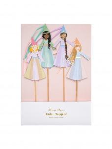 Meri Meri Cake Toppers Magical Princess