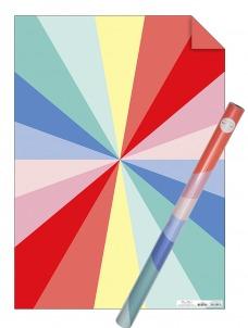 Meri Meri Χαρτί Περιτυλίγματος Colour Wheel