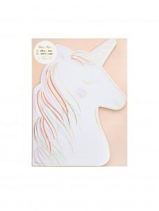 Meri Meri Unicorn Stickers & Sketch Book