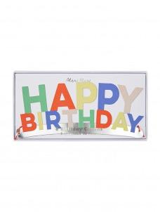 Meri Meri Καπελάκι Happy Birthday