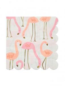 Χαρτοπετσέτα Μεγάλη Flamingo