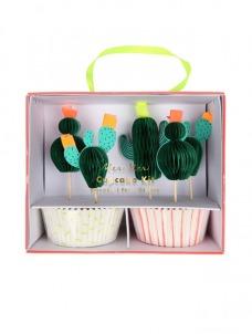 Cupcake Kit Κάκτοι