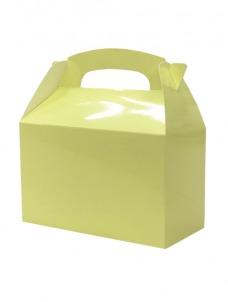 Party Box Παστέλ Κίτρινο
