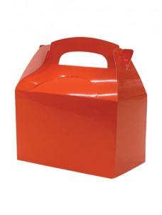 Party Box Παστέλ Πορτοκαλί