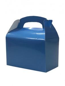 Party Box Μεταλλικό Τυρκουάζ
