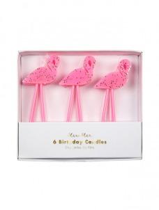 Κεράκια Flamingo