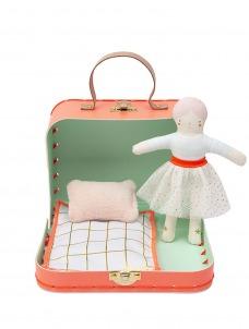 Meri Meri Mini Matilda Κούκλα Σε Βαλιτσάκι