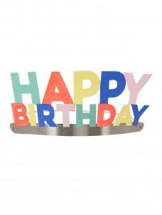 Meri Meri Κάρτα Γενεθλίων Happy Birthday