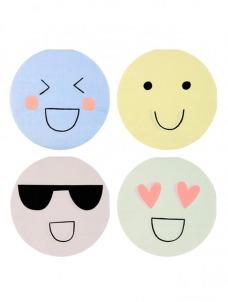 Χαρτοπετσέτα Μικρή Emoji