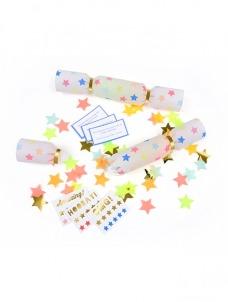 Crackers Multi Star Confetti