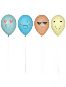 Μπαλόνια Emoji