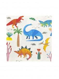 Χαρτοπετσέτες Dinosaur