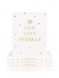 Note A6 Live Love Sparkle