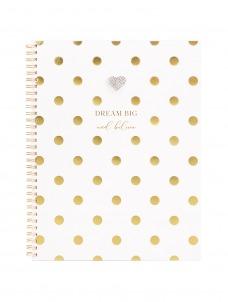 Note A4 Dream Big