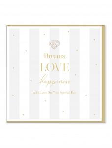 Ευχετήρια Κάρτα Dreams Love