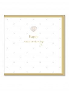 Ευχετήρια Κάρτα Happy Anniversary