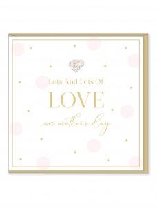 Ευχετήρια Κάρτα Love Mother's Day