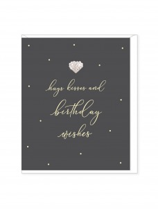 Ευχετήρια Κάρτα Birthday Wishes