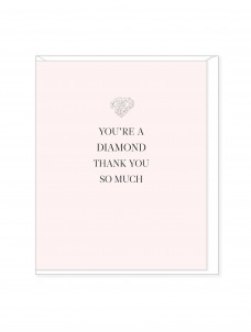 Ευχετήρια Κάρτα You 're A Diamont
