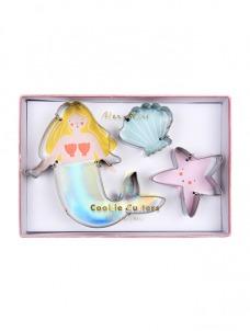Cookie Cutters Γοργόνα