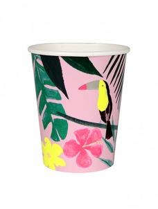 Ποτήρι Pink Tropical