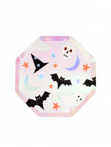 Meri Meri Πιάτο Γλυκού Halloween Icon