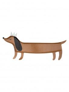 Meri Meri Πιατέλα Sausage Dog