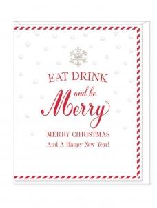 Ευχετήρια Κάρτα – Merry Christmas to Both of You