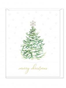 Ευχετήρια Κάρτα – Merry Christmas Έλατο