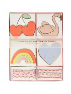 Meri Meri Σετ Καρτών Valentine Friendship