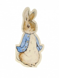 Meri Meri Χαρτοπετσέτα Peter Rabbit