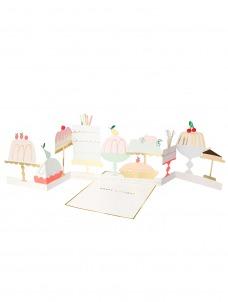 Meri Meri Ευχετήρια Κάρτα Cake