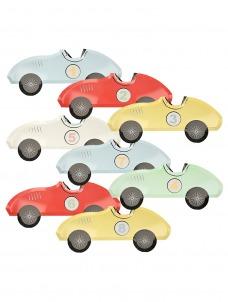 Meri Meri Πιάτο Race Car