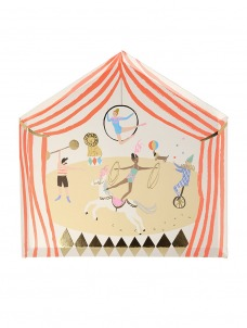 Meri Meri Πιάτο Circus Parade