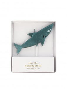 Meri Meri Κεράκι Shark