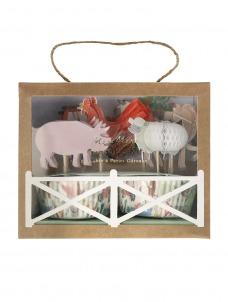 Meri Meri Cupcake Kit On the Farm