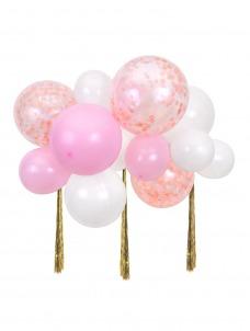 Meri Meri Pink Balloon Cloud Kit